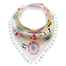 Dream Catcher Tassel Dribble Bib