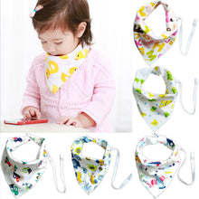 Cartoon Dribble Bib