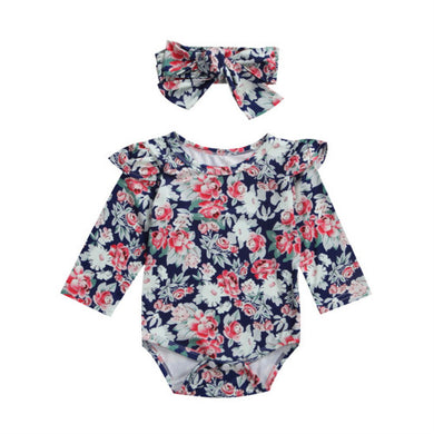Jessie Romper with Headband