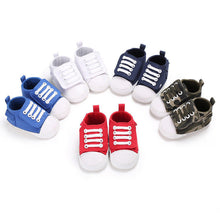 baby casual canvas shoes