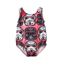 Star Wars Cartoon Romper