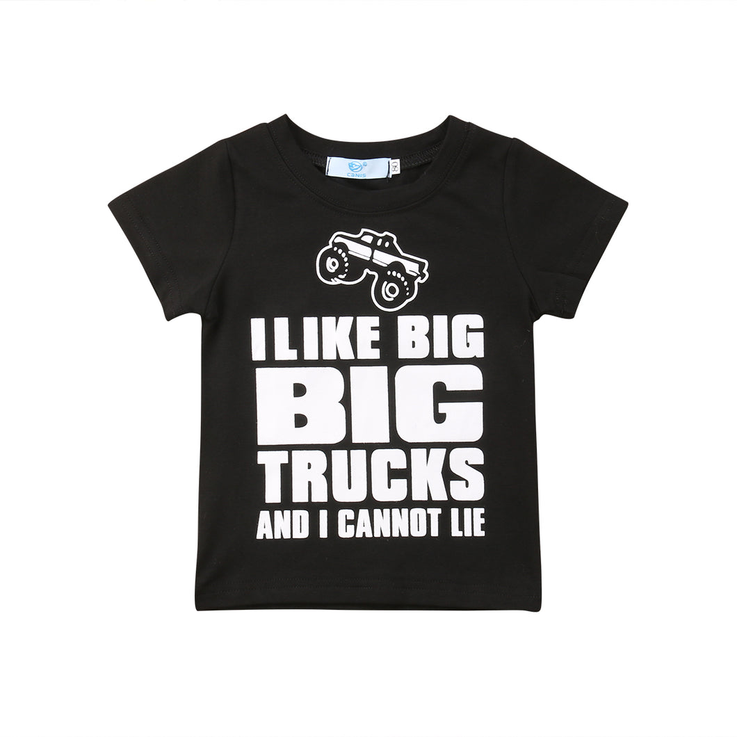 I Like Big Trucks And I Cannot Lie Tee