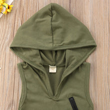 Army Green Jumpsuit