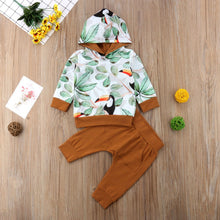 Tucan Hooded Set