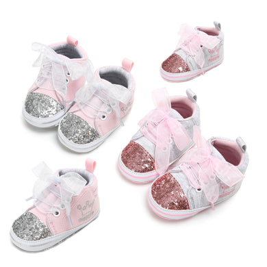 Sparkle Canvas Shoes