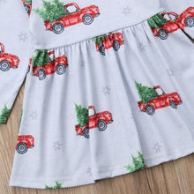 Christmas Car Party Dress