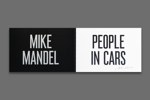 Mike Mandel: People In Cars