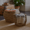 BASKETS & <br>LOG HOLDERS