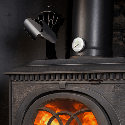 Two Blade Stove Fan