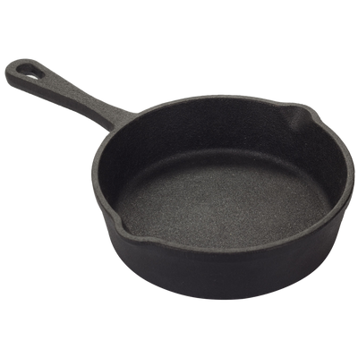 Miniature Cast Iron Cookware Set