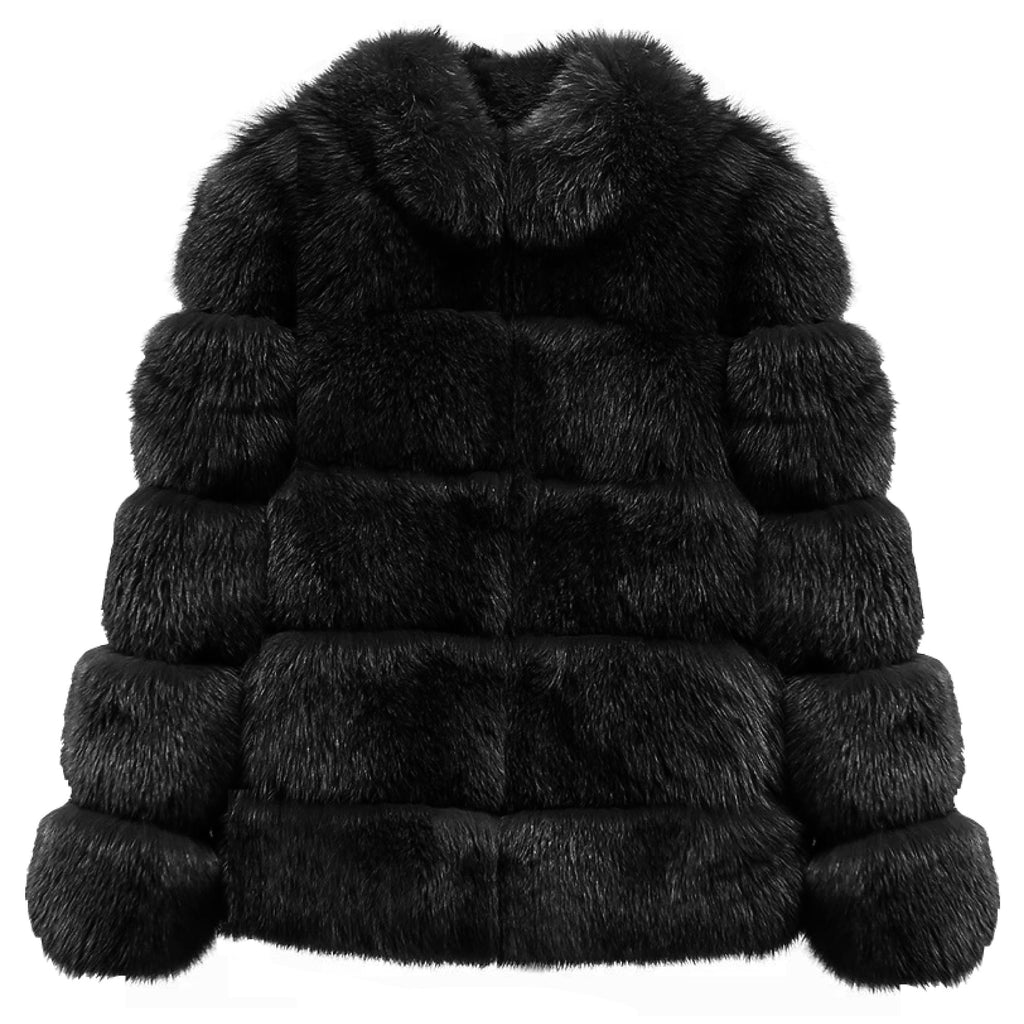 Olivia Faux Fur Coat
