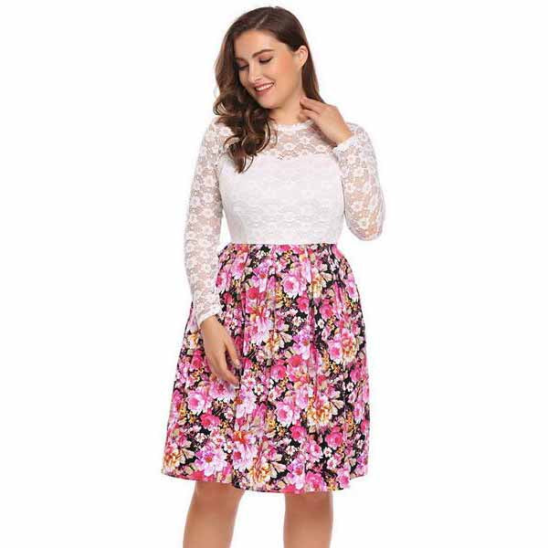Combo Lace Floral Fun-Laura Sonia