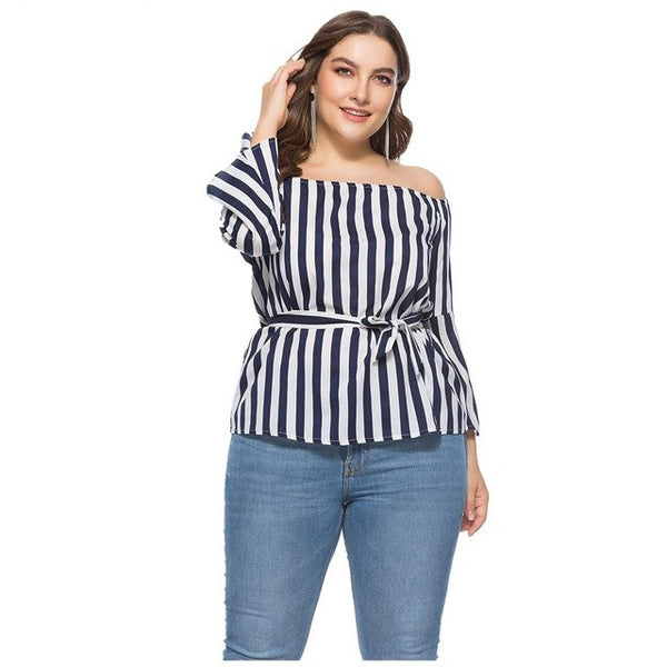 Chilly Cold Shoulder Top-Laura Sonia