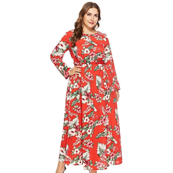 Floral Fresh Dress-Laura Sonia
