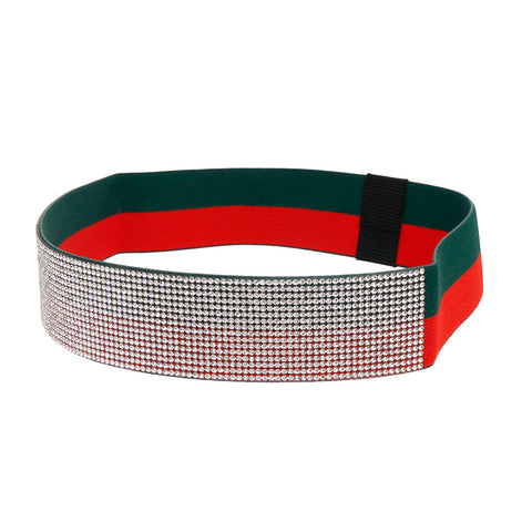 Gucci Stripe Canvas Headband