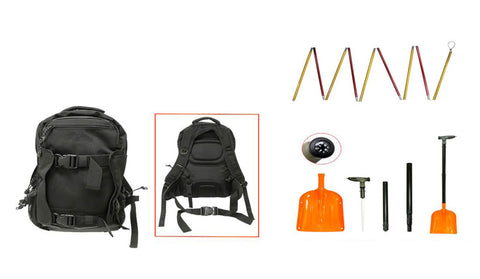 Sno-X Backcountry Kit