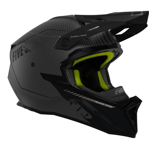 Altitude 2.0 Carbon Fiber Helmet with Fidlock® (ECE)