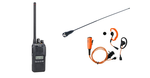Icom ProHunt Basic 2 Digital pakke