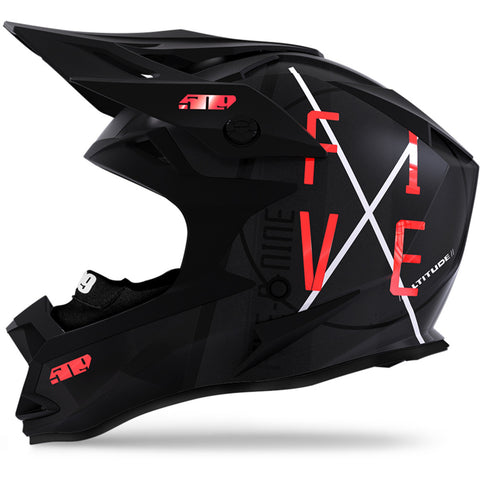 Altitude Helmet with Fidlock® (ECE)
