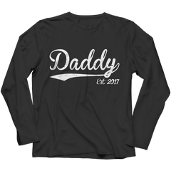 Daddy 2017 Long Sleeve / Black / S