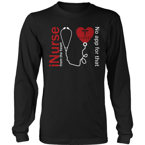 Inurse Long Sleeve / Black / S