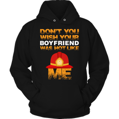 Limited Edition -  Don't you wish Hoodie / Black / S