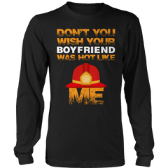 Limited Edition -  Don't you wish Long Sleeve / Black / S