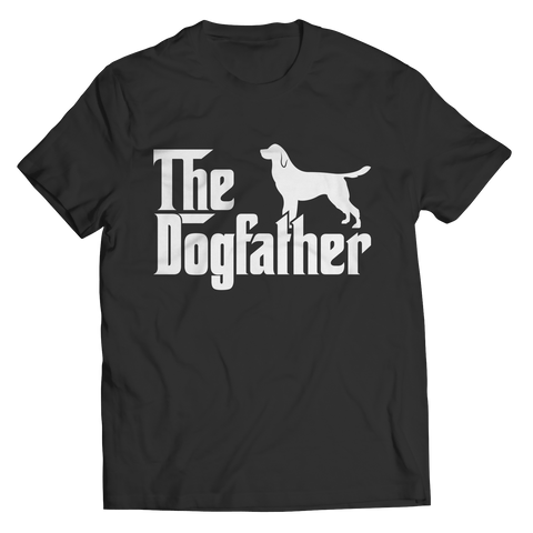 Limited Edition - The Dog Father Unisex Shirt / Black / S