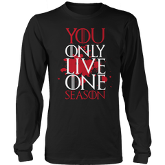Limited Edition -  Y.O.L.O.S Long Sleeve / Black / S