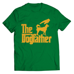 The Dogfather Unisex Shirt / Kelly / 3XL