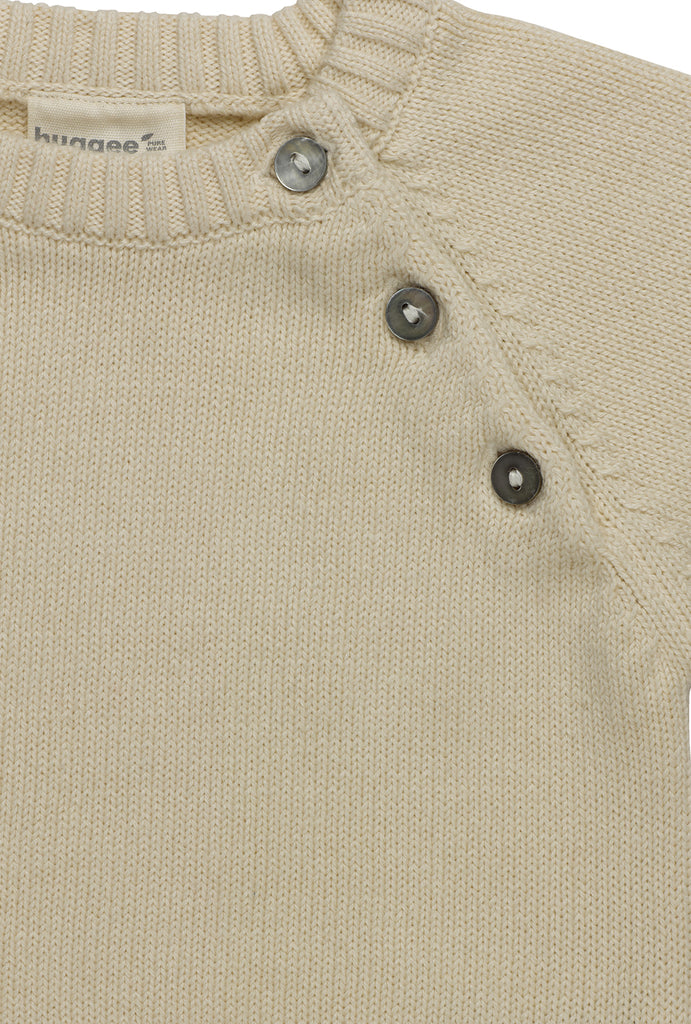 Camisola Tricot Natural