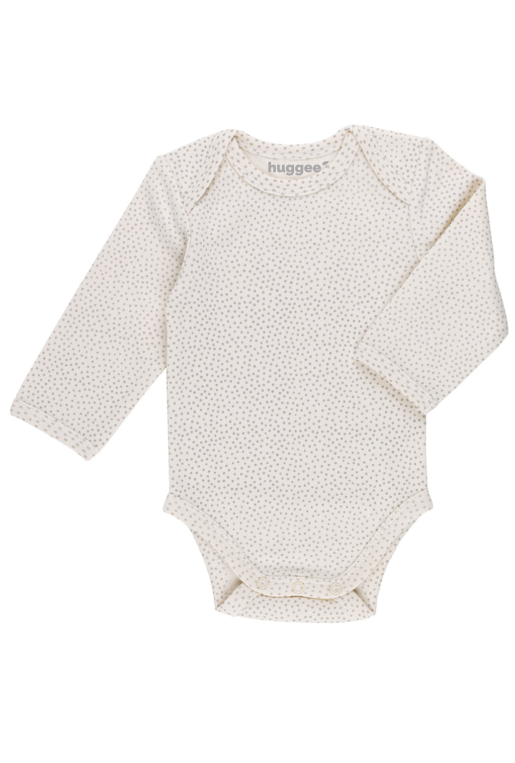 Mini Polka Dots Lap Shoulder Body LS