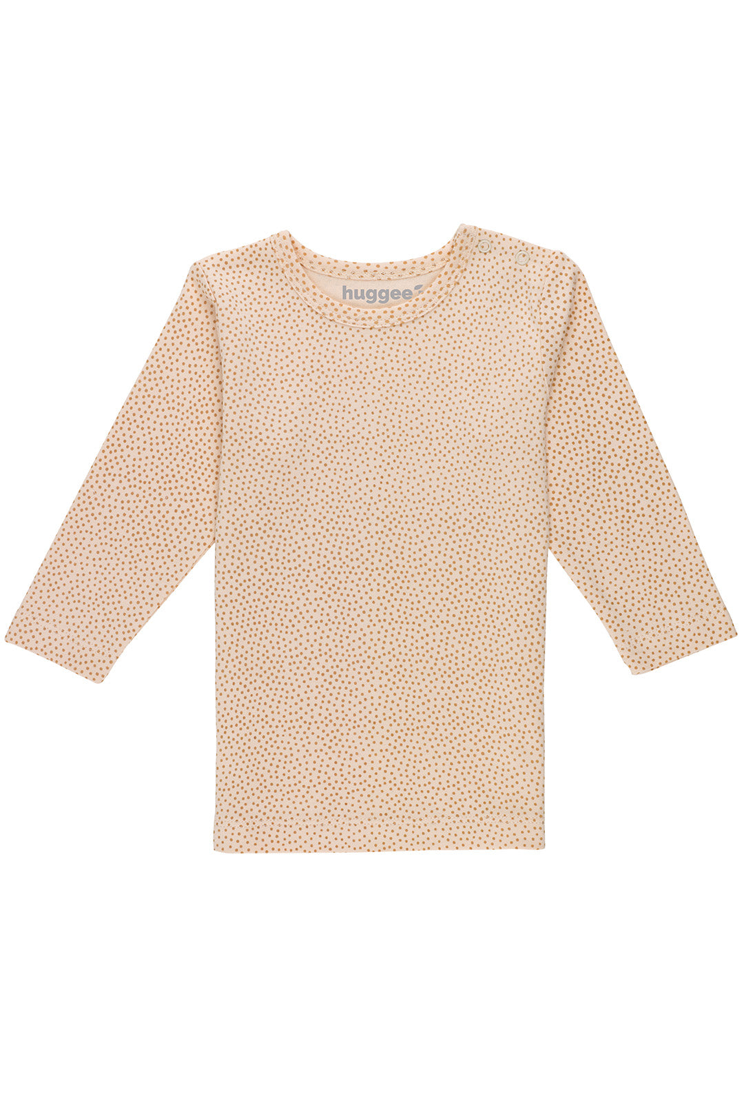 Mini Polka Dots Long Sleeve T-Shirt