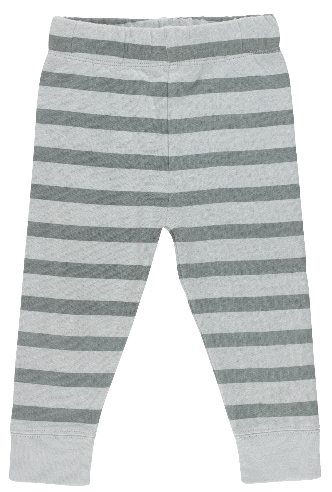 Silver Blue Stripes Joggers