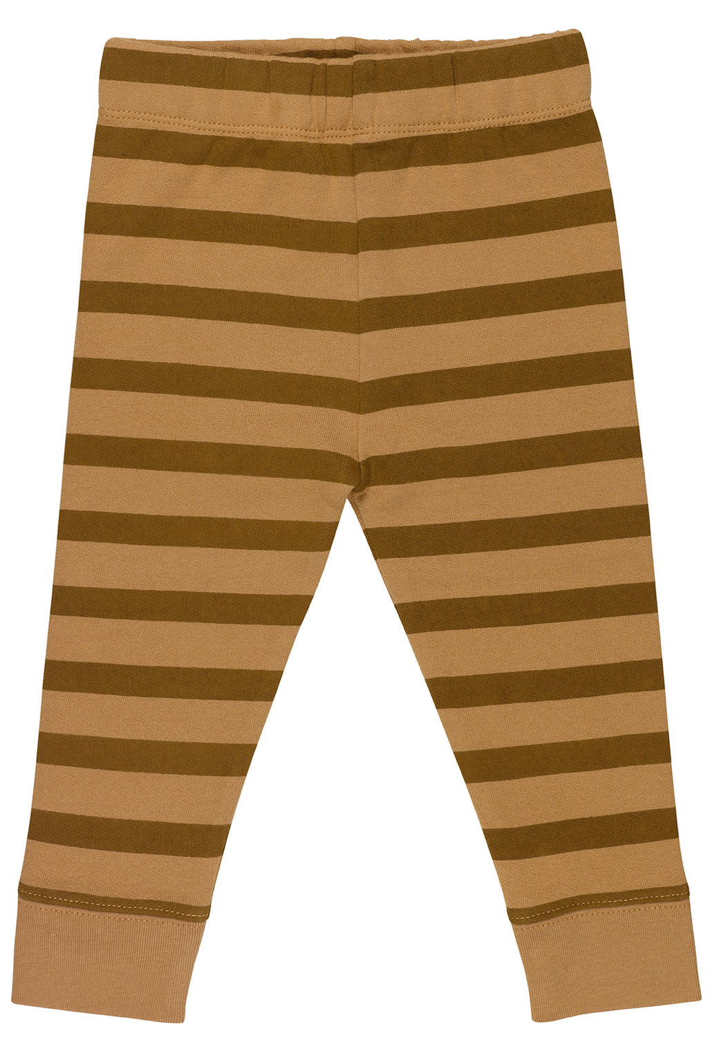 Brown Stripes Joggers
