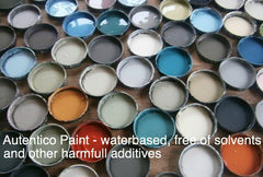 autentico paint tins