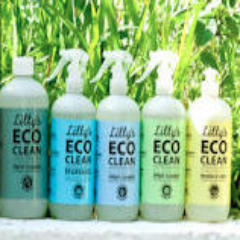 lillys eco clean bottles