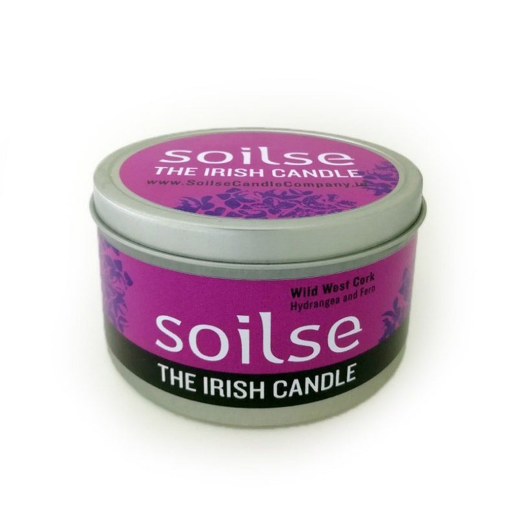Wild West Cork Irish Natural Soy Wax Candles