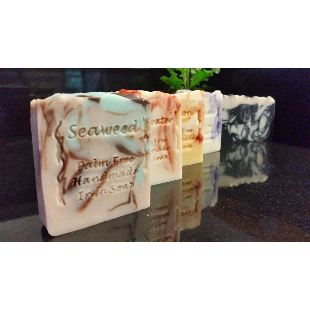 Rosewater Palm Free Handmade Soap