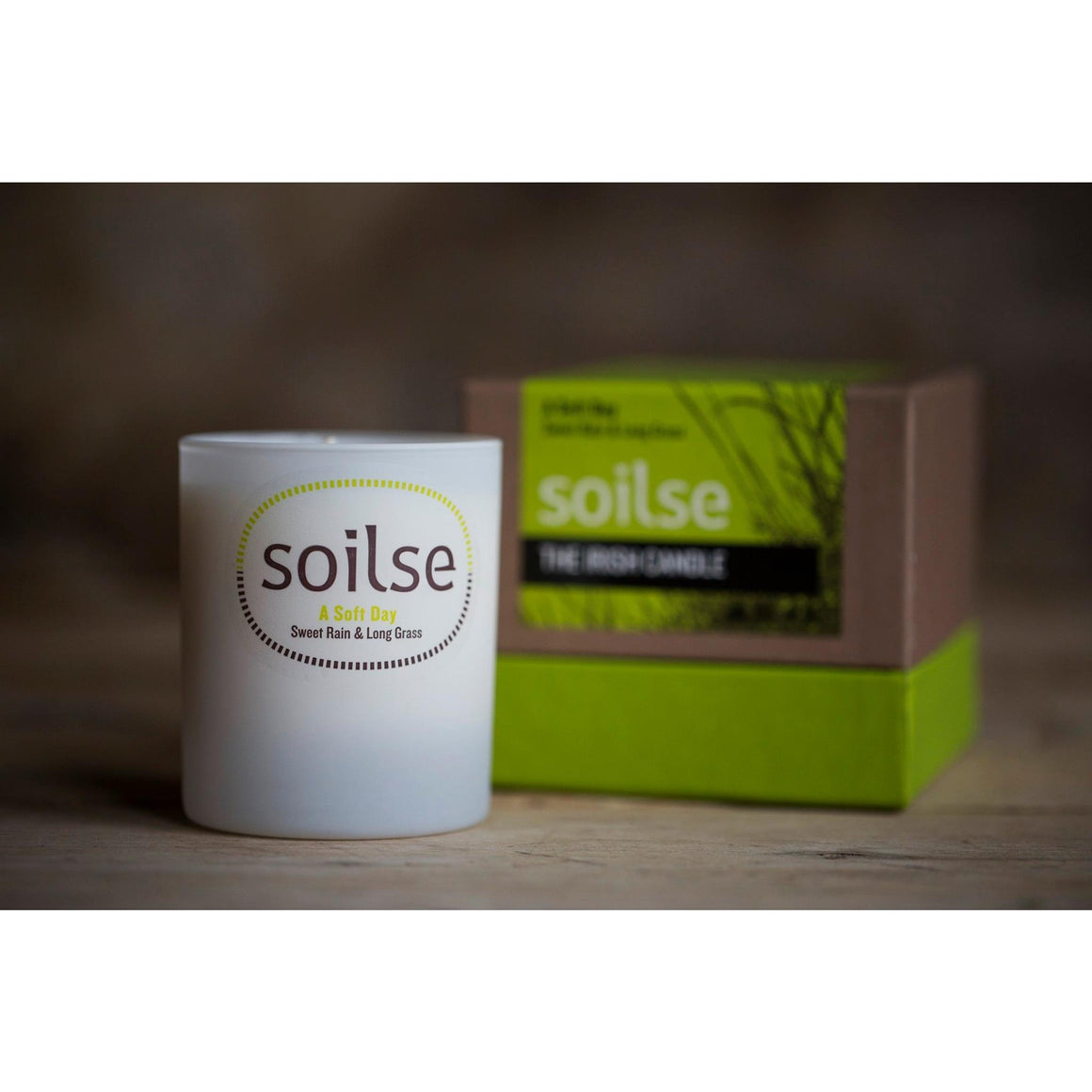 A Soft Day Irish Natural Soy Wax Candles