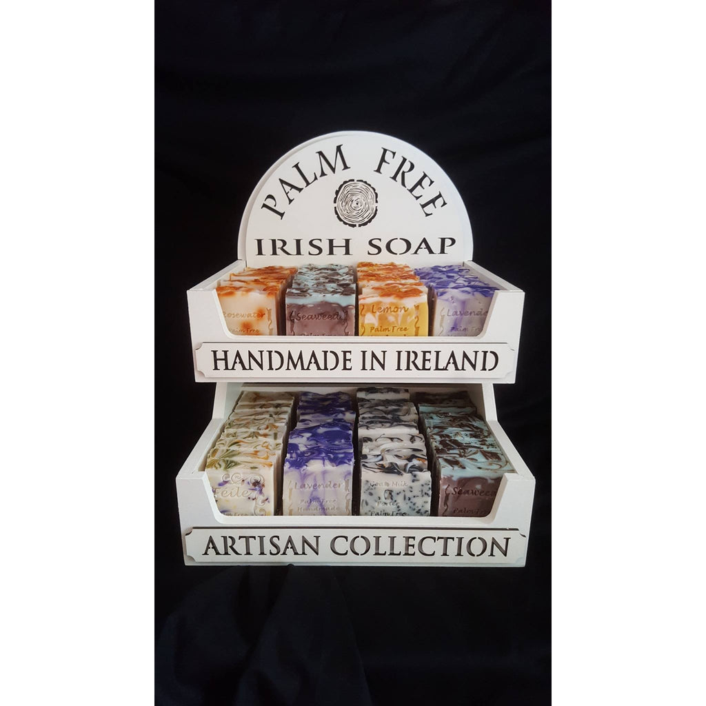 Lavender Palm Free Handmade Irish Soap