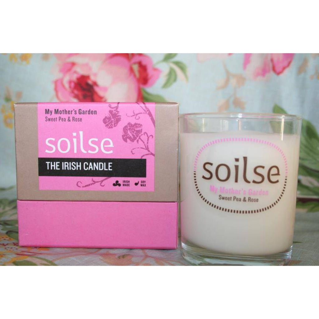My Mother's Garden Irish Natural Soy Wax Candles