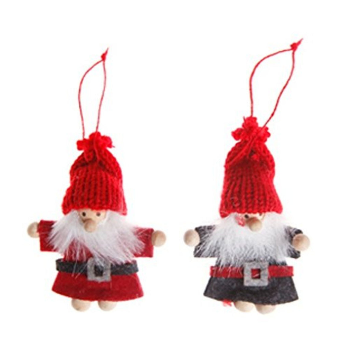 Santa Felt Decoration