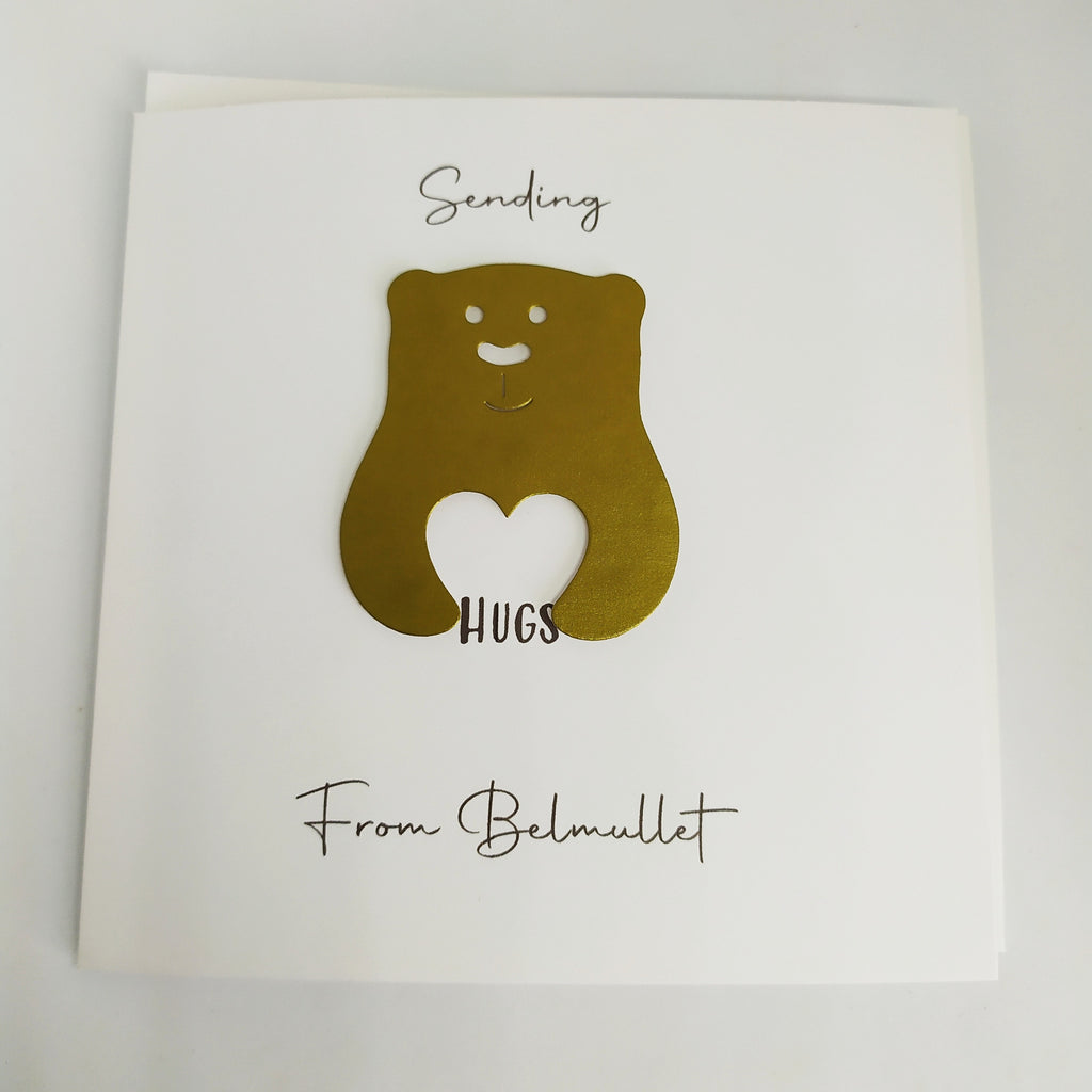 Bear Hugs from ... Cards