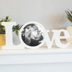Love Photo Block