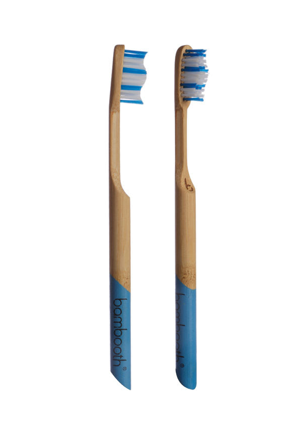 Bambooth Toothbrush - Adult - Sea Blue