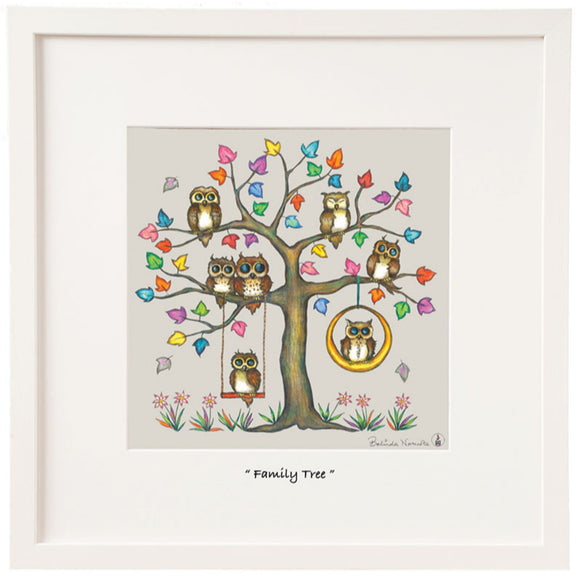 Positivity Collection - Family Tree