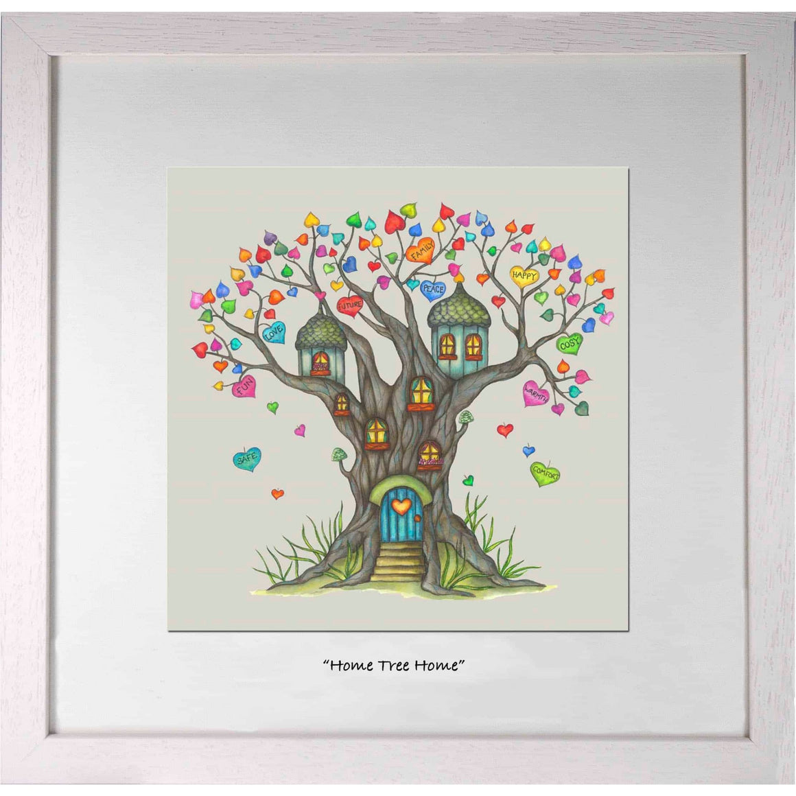 Positivity Collection - Home Tree Home