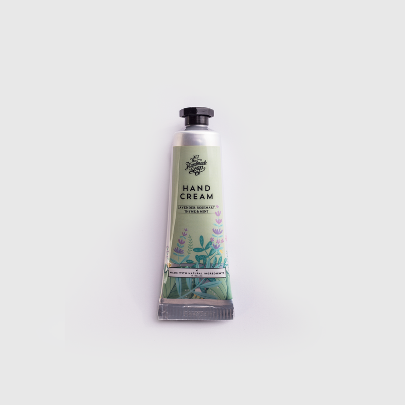Hand Cream - Lavender, Rosemary, Thyme & Mint