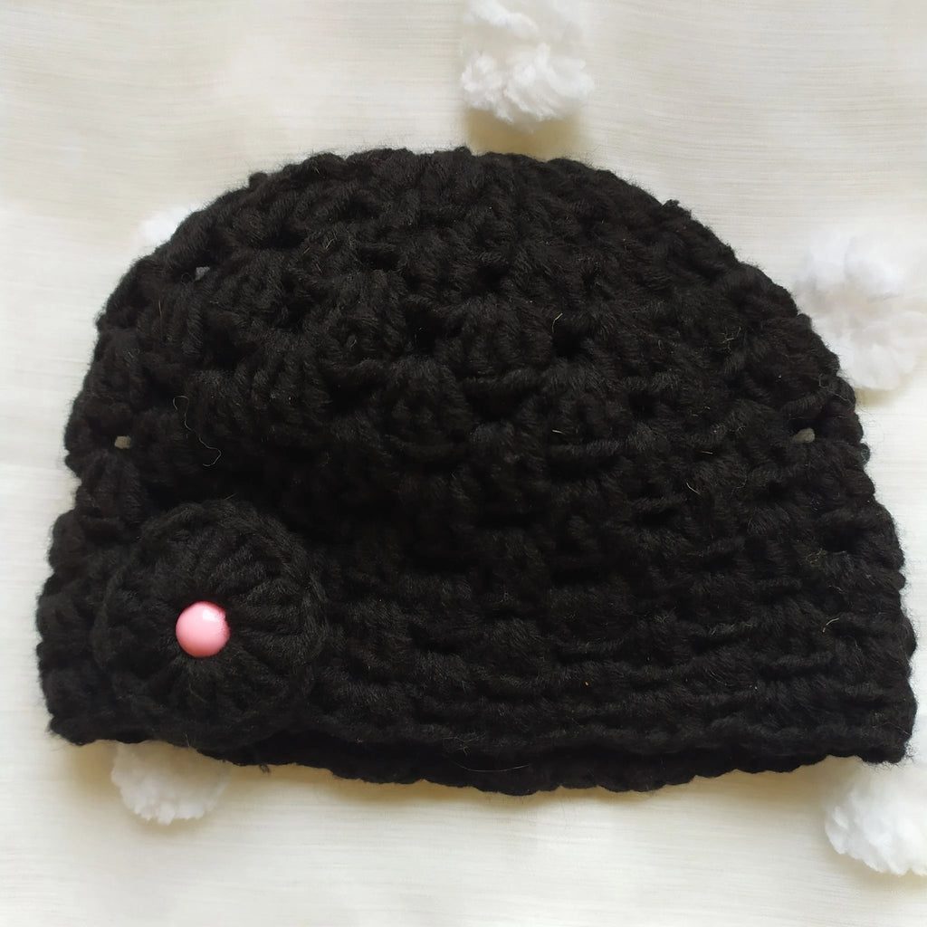 Girls Hat - Age 2-4 yrs approx